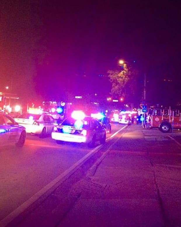 Cops May Have Shot People Inside Orlando Club Promo Image