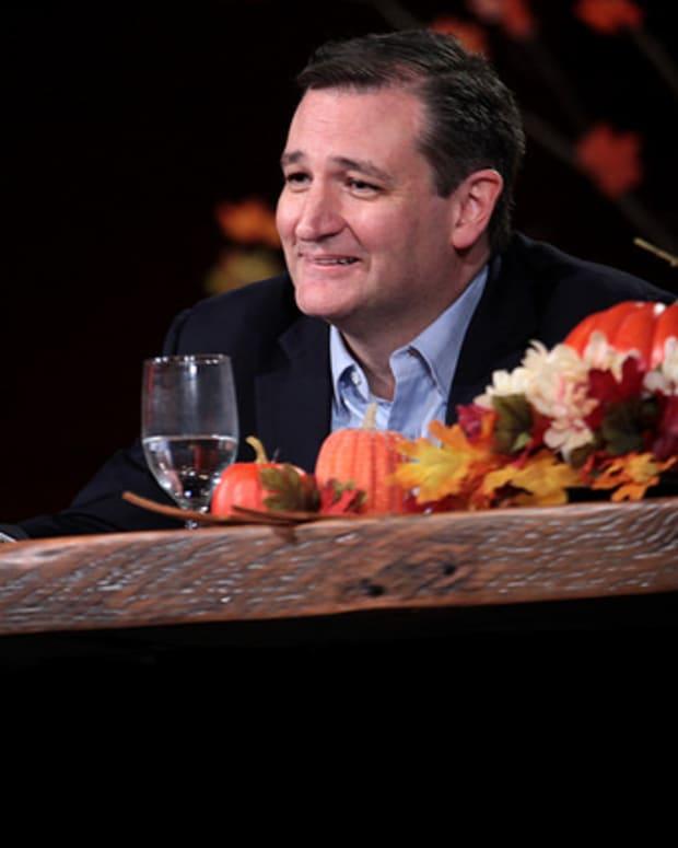 Sen. Ted Cruz of Texas