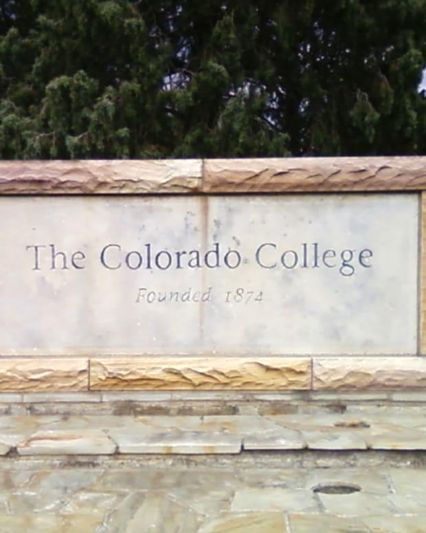 Colorado College.