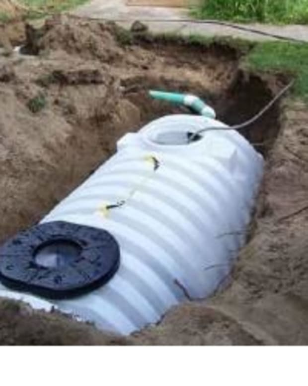 Diggers Make Horrific Discovery In Abandoned Septic Tank Promo Image