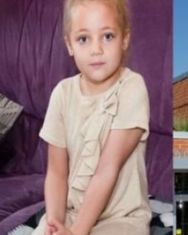 4-Year-Old Girl Has Skin Torn Off After Cruel Prank Promo Image