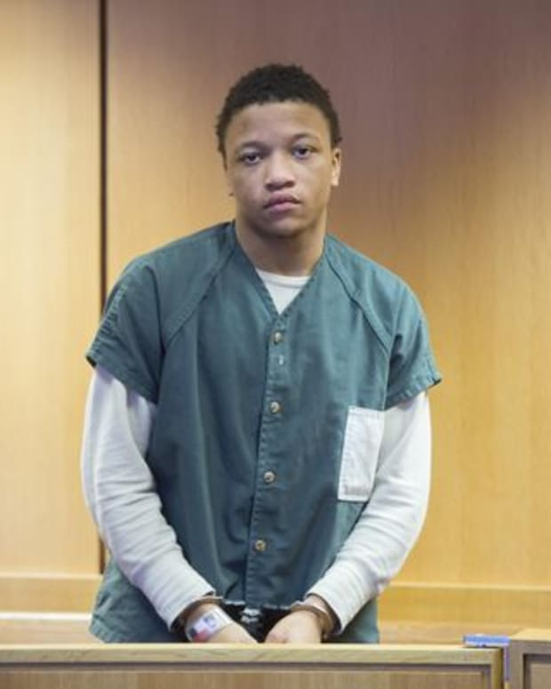 17-year-old George Steward IV was summoned to court on Jan. 5