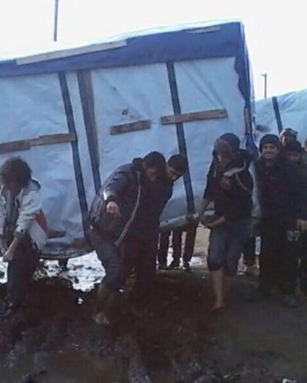 Calais Camp.