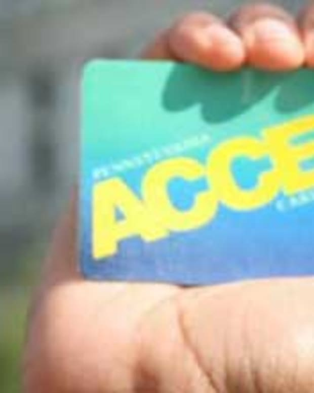 A Pennsylvania Access Card.