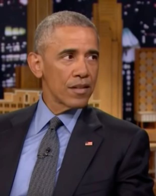 Obama: America Needs A Healthy GOP (Video) Promo Image