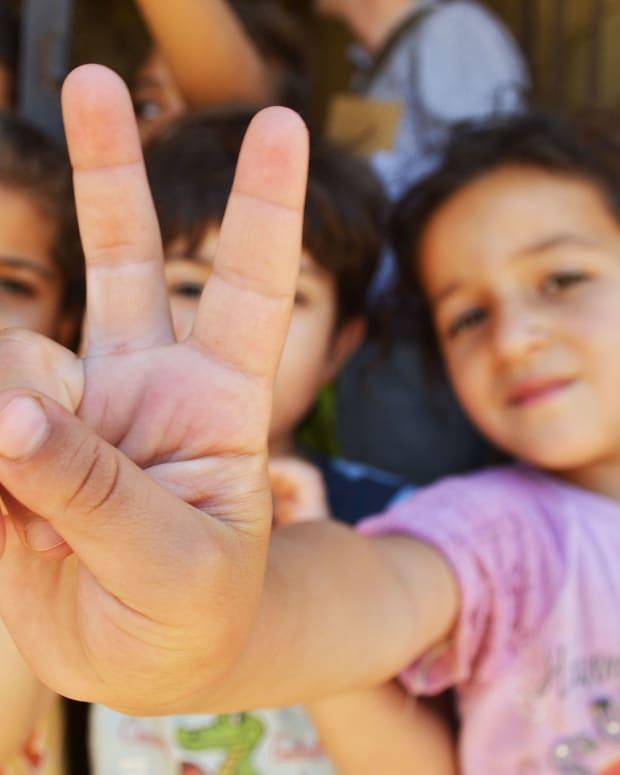 Syrian Refugees.