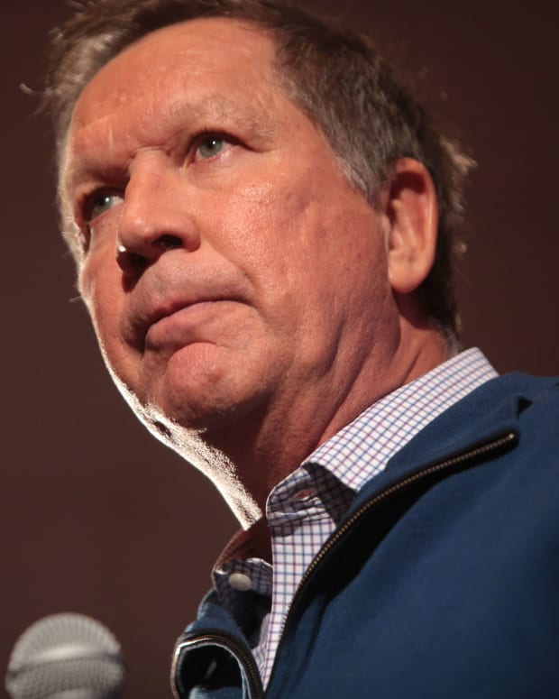 John Kasich: 'I'm Going to Be The Nominee' Promo Image