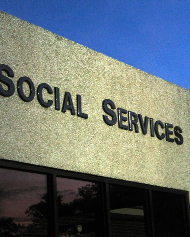 Social Services building