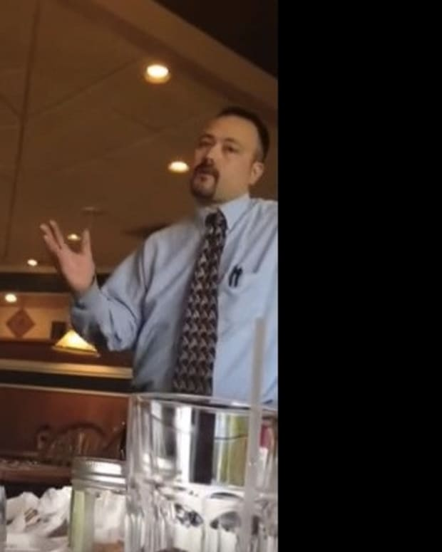 Mother's Attempt To Shame Restaurant Backfires (Video) Promo Image