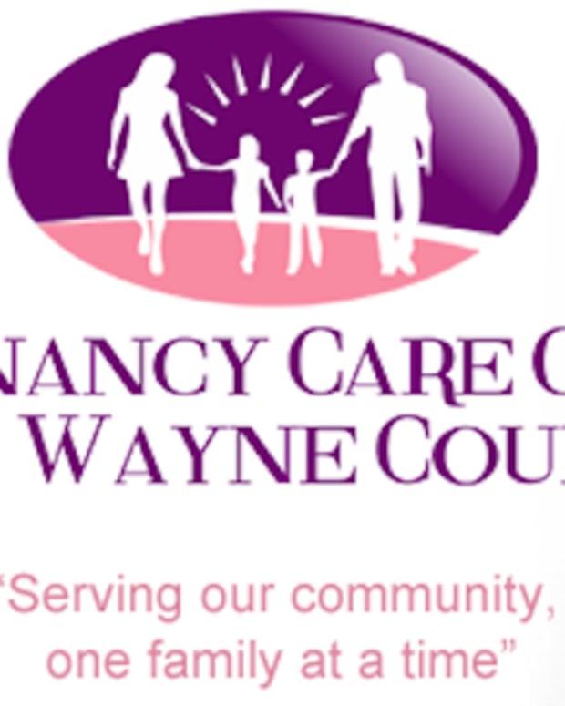Pregnancy Care Center of Wayne County Logo