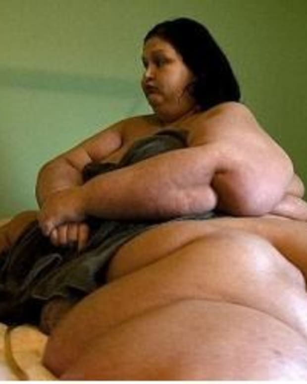 1,000-Pound Woman Known As 'Half Ton Killer' Gets A New Start (Photos) Promo Image