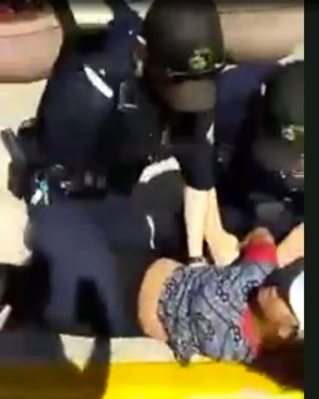 Wisconsin Cops Beat Black Girl, Protest Follows (Video) Promo Image