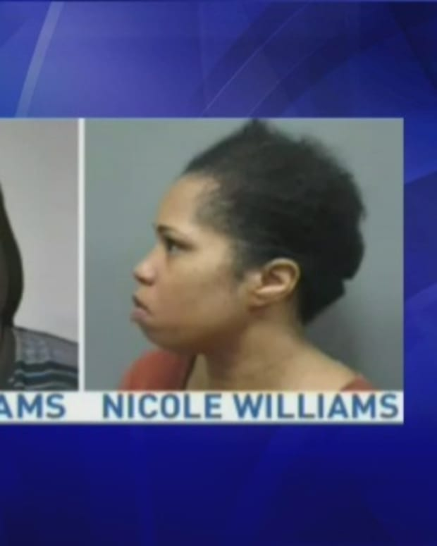 Craig Williams and Nicole Williams