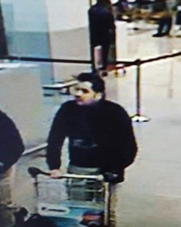 ISIS Claims Responsibility For Brussels Attacks Promo Image