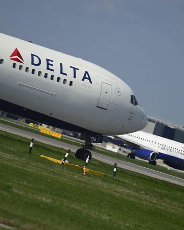 Delta Plane.