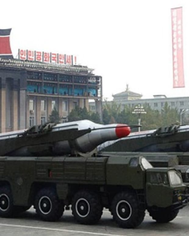 North Korean Ballistic Missiles