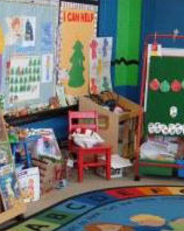 Group Objects To Catholic Preschool Program (Photo) Promo Image