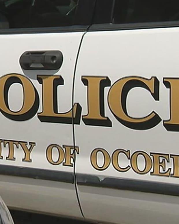 An Ocoee Police Department patrol car.