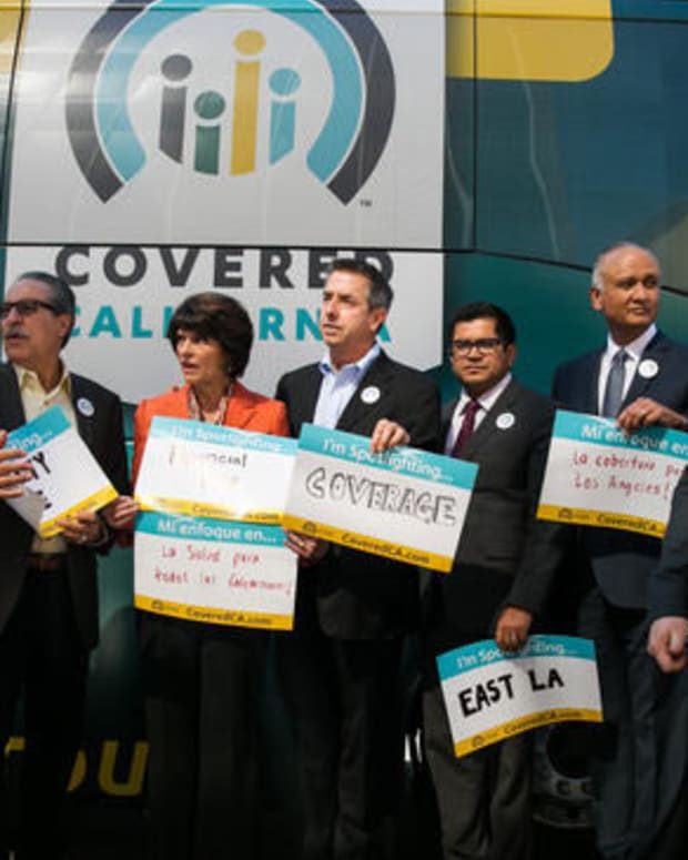 California May Let Undocumented Immigrants Buy Healthcare Promo Image