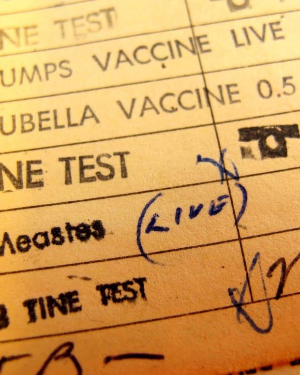 Colorado Bill Would Report Unvaccinated Children Promo Image
