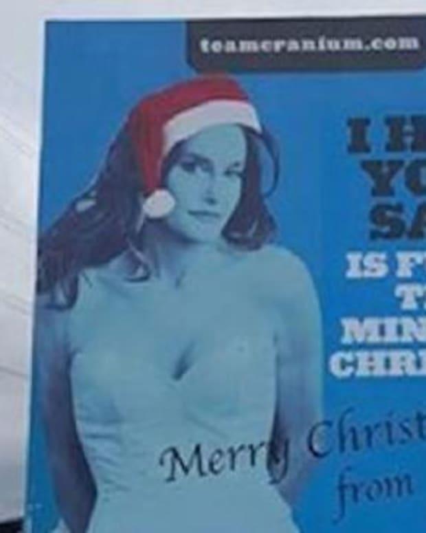 Caitlyn Jenner Billboard.