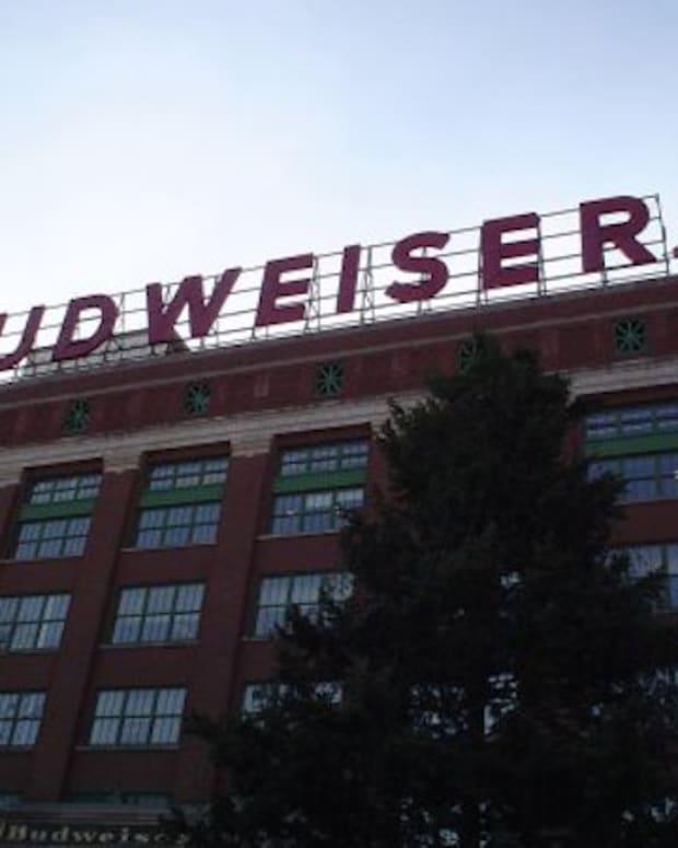 Budweiser Brewery in St. Louis