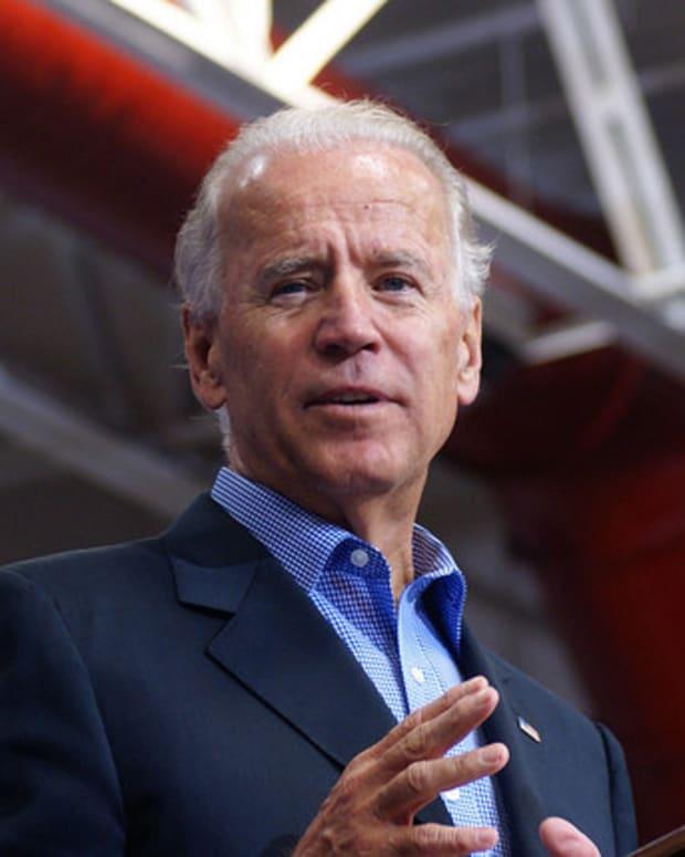 Vice President Joe Biden Endorses Hillary Clinton Promo Image