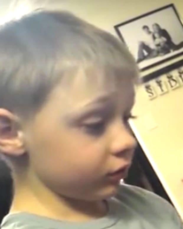 5-Year-Old Boy