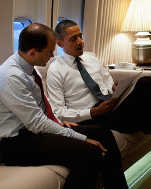 Obama Aide: 'Echo Chamber' Was Built To Sell Iran Deal Promo Image
