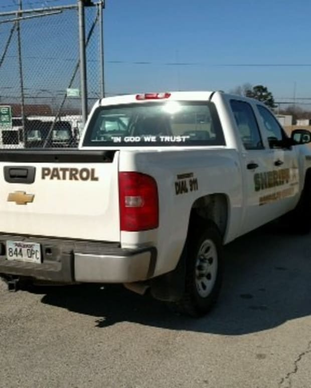 Randolph County Arkansas Sheriff's Department.