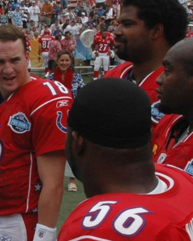 Peyton Manning in 2005