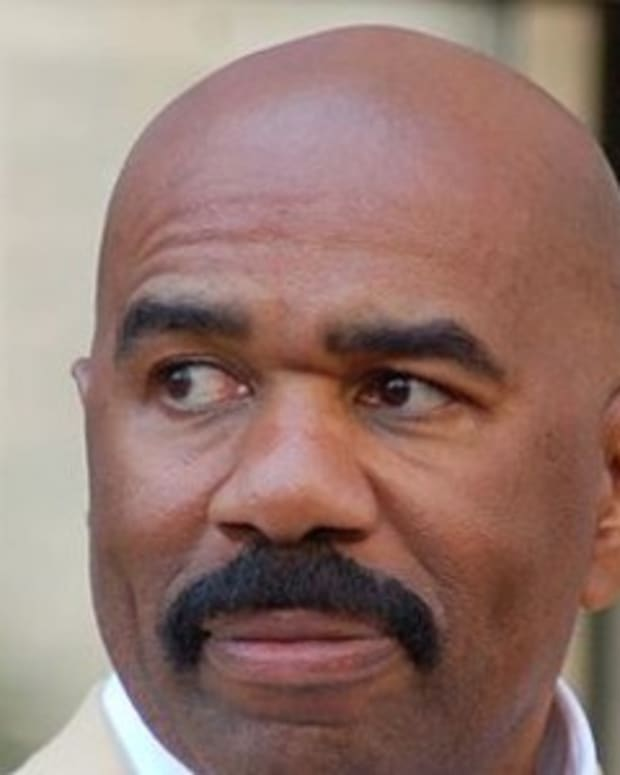 Steve Harvey Reveals Secret He Kept For 9 Years To His Wife; She Immediately Breaks Down Promo Image