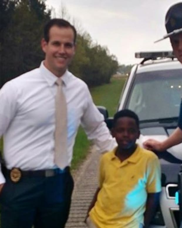 Cops Were Stunned To Find Out A Kid Saved The Day Promo Image