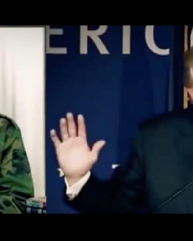 Donald Trump In Al-Shabaab Video