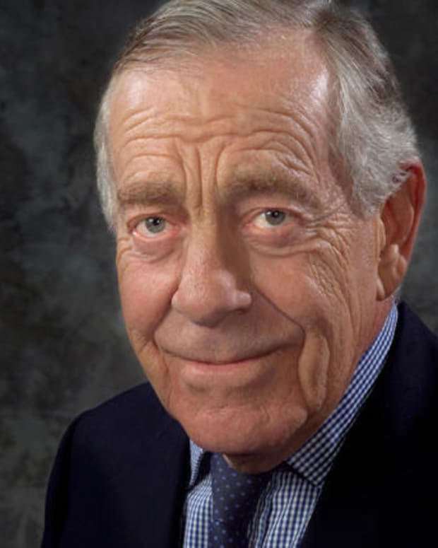 Morley Safer, The Face Of '60 Minutes,' Dies At 84 Promo Image