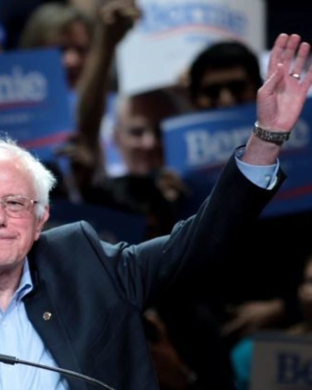Bernie Sanders' Revolution Has Failed Promo Image