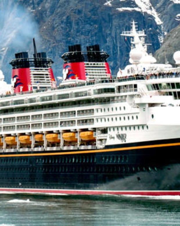 Over 100 People Get Sick On Board Disney Ship Promo Image