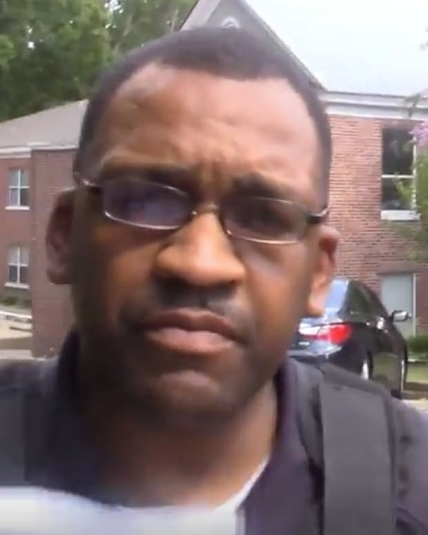 Cop: Man Filming Police Station May Be Terrorist (Video) Promo Image