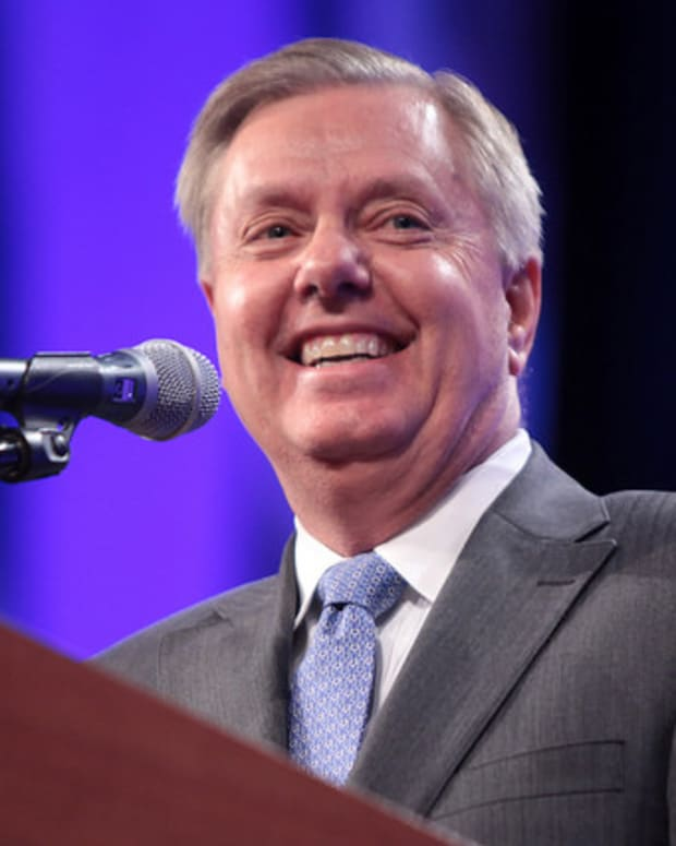 Sen. Lindsey Graham of South Carolina.