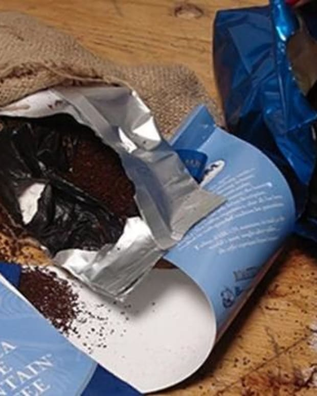 Drugs Found In Bags of Coffee (Photo) Promo Image