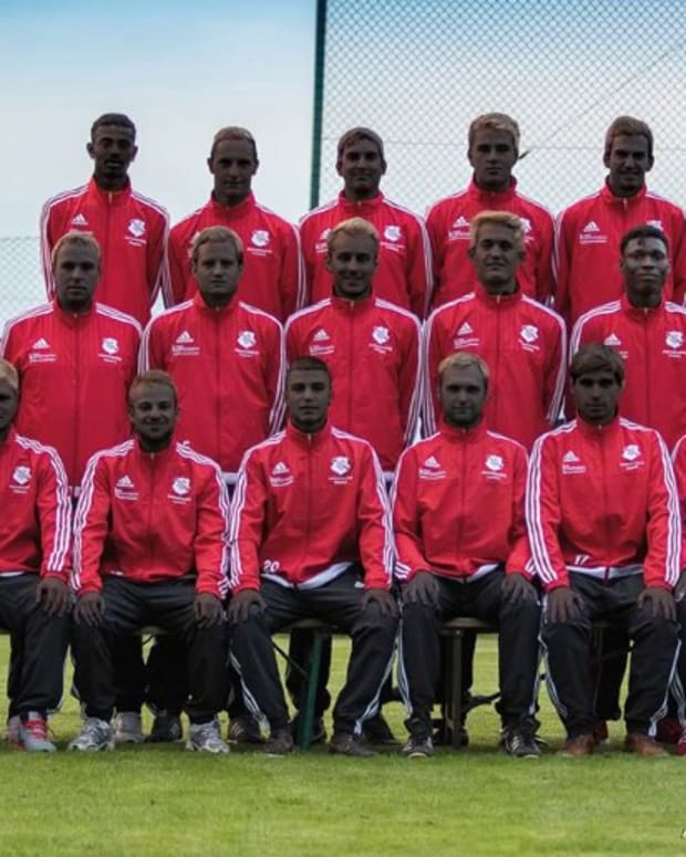 Soccer Team Protests Racism With Blackface Promo Image