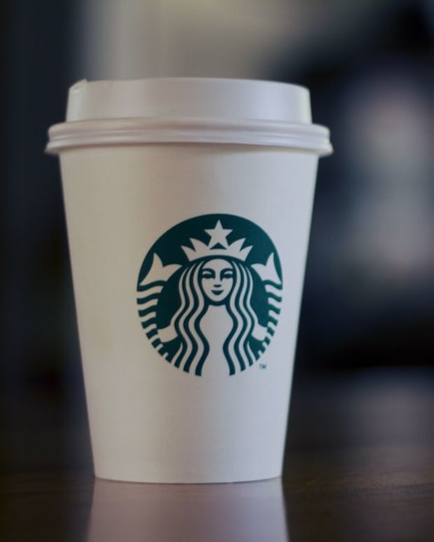 Starbucks, The Most Famous Coffee Brand In The World.