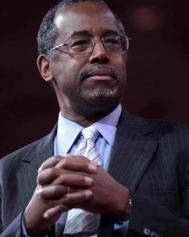 Carson Admission Could Land Trump In Legal Trouble Promo Image