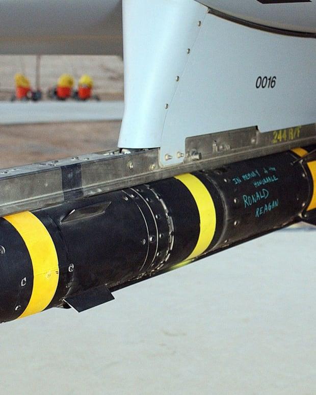 Bomb-Sniffing Dog Finds Missiles On Passenger Flight Promo Image