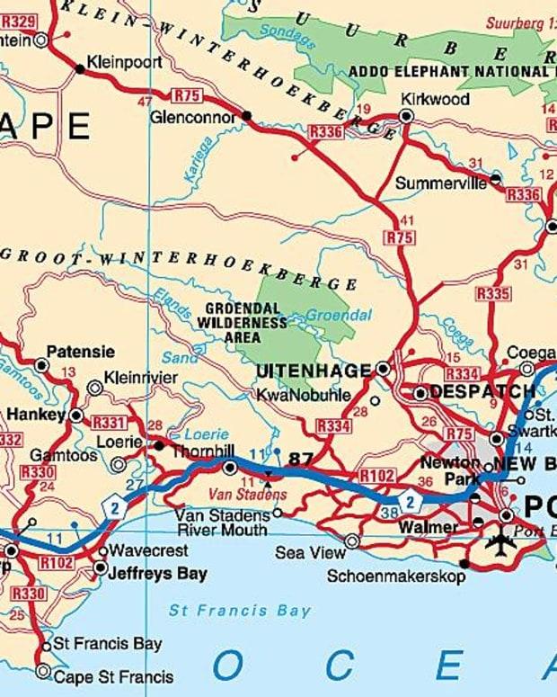 Port Elizabeth.