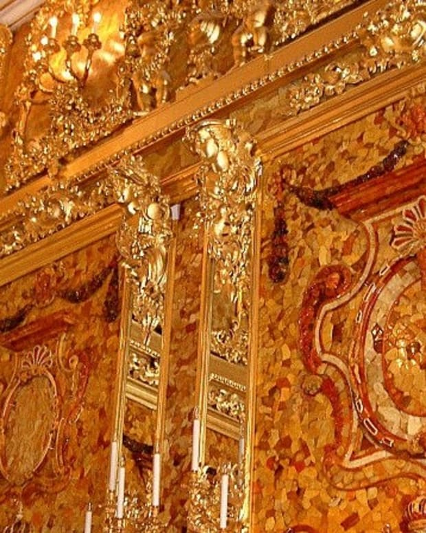 Is This The Site Of The Lost $385M Amber Room? Promo Image