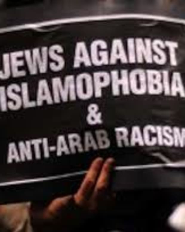 Activists fighting Islamophobia