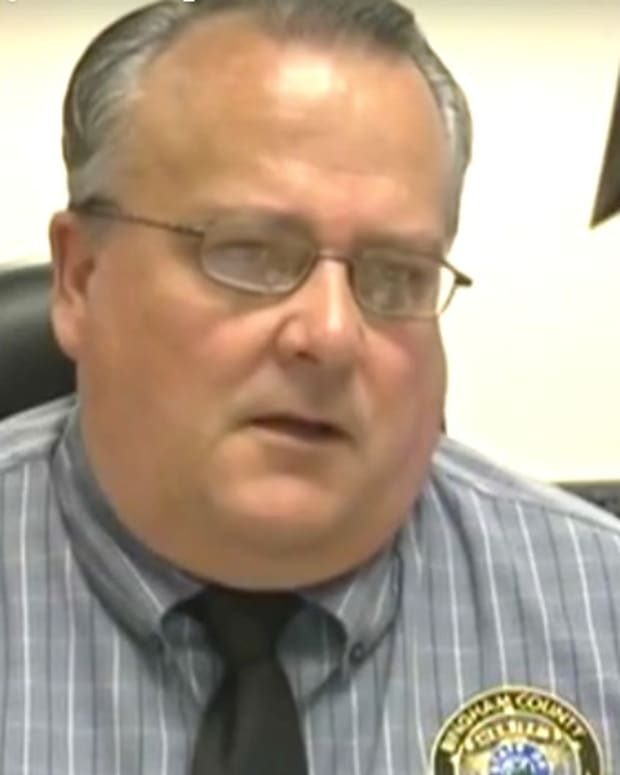 Idaho Sheriff: Most Rapes Are Consensual Sex (Video) Promo Image