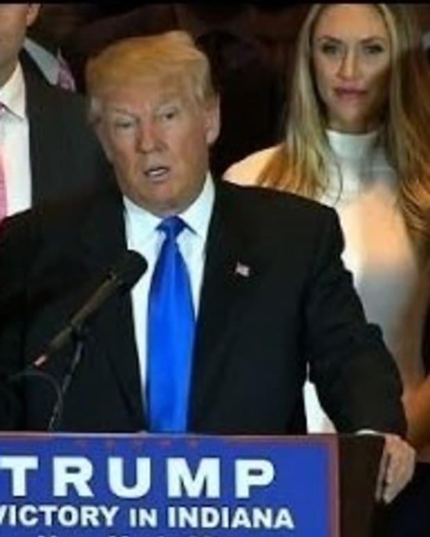 Chris Matthews' Melania Trump Comments Go Viral (Video) Promo Image
