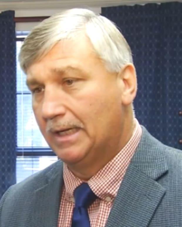 Superintendent Tim Wyrosdick.